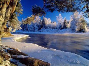 Ледяная речка