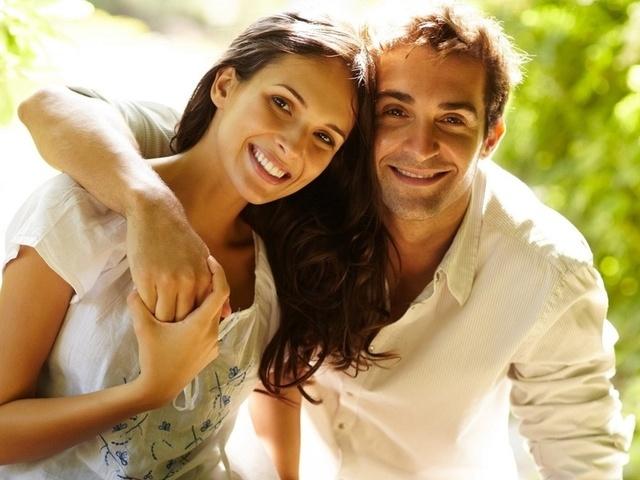 Фото парень с женщиной 2070 фотография